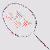 Badminton racket Yonex Nanoray 10 F Pink