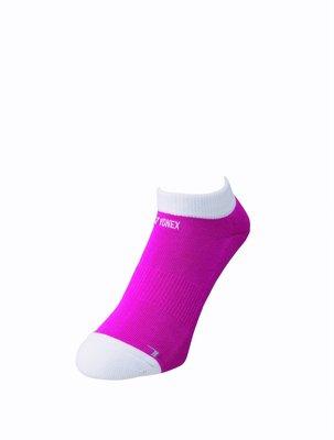 Yonex sok laag 9102 Wit / Pink