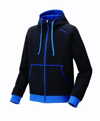 Yonex Trainingspak 32010 Zwart/Blauw Unisex